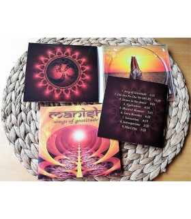 Sound of Gratitude Cd Manish Shrestha